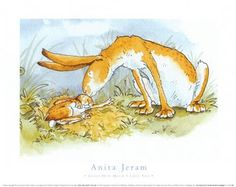 """I love you right up to the moon"" What a great book! Illustrations, Children's Book Illustration, New Zealand Rabbits, Anita Jeram, Rainbow Bridge, Forest Animals, Mothers Love, Blog, Childrens Books"