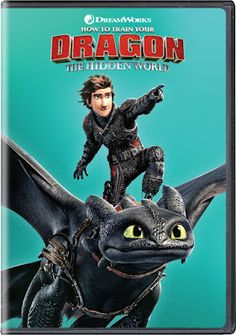 Confessions of a Frugal Mind: How to Train Your Dragon: The Hidden World DVD $4.00