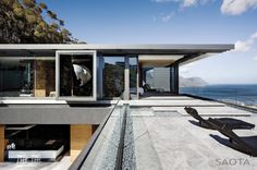 Nettleton 198 by SAOTA Architects, in Clifton, Cape Town, South Africa.
