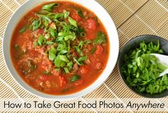 Sponsored: I shared some of my favorite gear for taking food photos in my latest Ebay Guide. What are your favorite tricks for beating bad light? | Ebay Post: How to Take Great Food Photos Anywhere | eBay