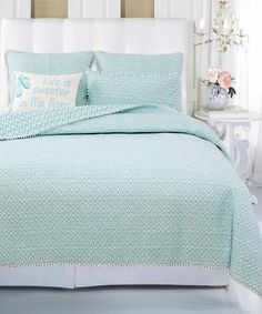 ivy hill home bedding   Carib Quilt Set