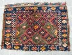 Jaf Bagface 103 x 75 cm Tribal Bags, Natural Fiber Rugs, Magic Carpet, Persian Rug, Oriental Rug, Bohemian Rug, Weaving, Kilims, Antiques