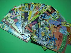 Lote De 18 Comic Dreadstar - Epic - La Mas Extraordinaria Creacion De Jim Starli