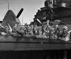 Edward Steichen: fotografias durante a II Guerra Mundial
