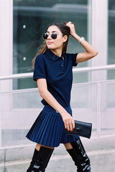 New York Fashion Week SS 2016....Patricia