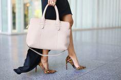 GiGi New York | Haute Off The Rack Fashion Blog | Parker Stone Satchel