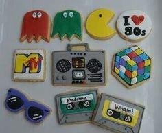 80s Cookie Set