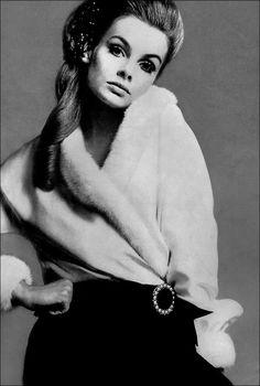 We'll take Manhattan (2012): ana_lee — ЖЖ Chrissie Shrimpton, Jean Shrimpton, Saul Leiter, 1960s Fashion, Vintage Fashion, Classic Fashion, Classic Beauty, Timeless Beauty, Fashion Images