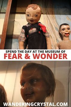 The Museum of Fear and Wonder is more than just a haunted objects museum. Located in Alberta, the rural museum challenges the way you think about fear. If you love unusual and unique museums be sure to check out the Museum of Fear and Wonder in Alberta Canada, Rural Museums, Unique Museums, off the beaten track Alberta, weird things to do in Canada, Alberta things to do #unusual #unique #musuem #alberta #wanderingcrystal Moving To Scotland, Scotland Travel, Canada Travel, Travel Usa, Unusual Things, Weird Things, Haunted Objects, Witch History, Alberta Travel