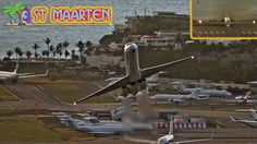 Awesome Takeoff MD80 at ST MAARTEN + Maho Beach - YouTube