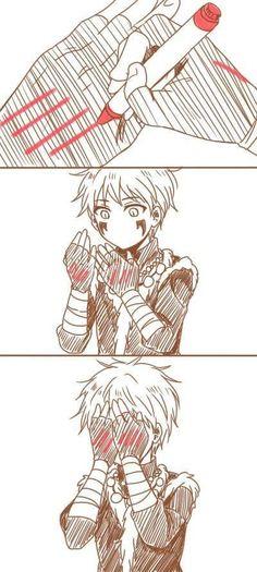 akatsuki no yona   awwwww Shinha <3