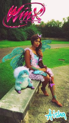 Aisha / Layla Butterlix - Winx Club Cosplay by on DeviantArt Cosplay Outfits, Cosplay Costumes, Winx Cosplay, Mack Up, Fun Costumes, Winx Club, Best Cosplay, Pastel Goth, Little Red
