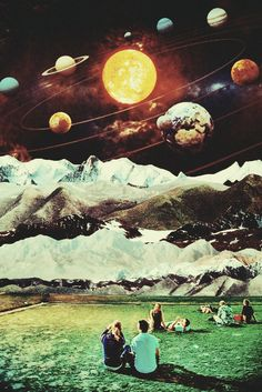 Cool trippy pictures that takes your mind on a LSD trip. Dope collection of weird trippy pictures to look at when your HIGH. When Drugs Meet Art. Surreal Collage, Surreal Art, Collages, Psychedelic Art, Trippy Pictures, Weed Pictures, Psy Art, Collage Art Mixed Media, Landscape Art