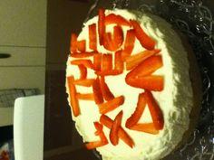 La torta per la festa del papà!