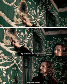 "Sirius Black - ""My parents with their pure-blood mania."""