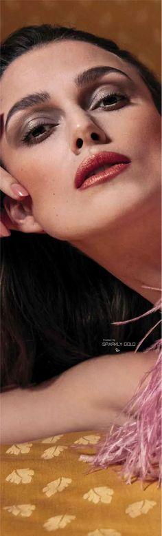 Keira Knightley/Vogue Italia Apr 17