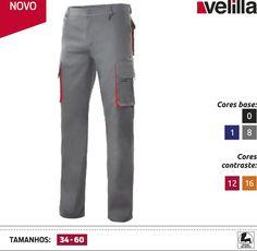 URID Merchandise -   CALÇAS MULTIBOLSOS BICOLORES COM REFORÇO   18.96 http://uridmerchandise.com/loja/calcas-multibolsos-bicolores-com-reforco/ Visite produto em http://uridmerchandise.com/loja/calcas-multibolsos-bicolores-com-reforco/