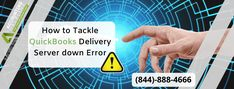 QuickBooks Delivery Server Down error appears when users try to send an invoice, purchase or estimate an order in QuickBooks online. The window displays a message with a statement 'Delivery Server Down' Alert. We are a team of experts who are working. Dot Icon, Invoice Sent, Quickbooks Online, We Are A Team, On The Issues, Prefixes, Window Displays, Counter, Delivery