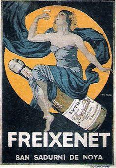 Cava Freixenet, 19..