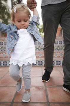 baby fashion Native Shoes Giveaway in celebration of Fathers Day. Little Girl Outfits, Little Girl Fashion, Toddler Fashion, Toddler Outfits, Kids Fashion, Little Girl Shoes, Toddler Shoes, Girl Toddler Clothes, Cute Kids Outfits