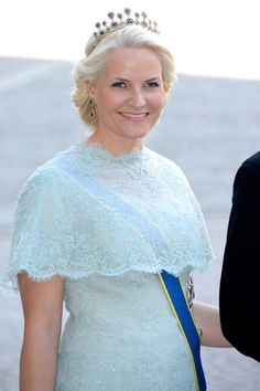 Princess Mette-Marit - The Wedding Of Princess Madeleine & Christopher O'Neill