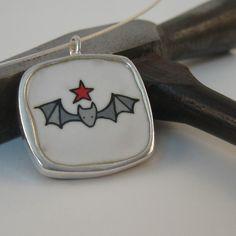 Bat Star by marmar on Etsy, $60.00