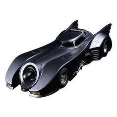 Batman Hot Toys Movie Masterpiece 1/6 Scale Collectible Vehicle Batmobile   Sideshow Collectibles and Hot Toys are proud to present the Batmobile Sixth Scale Collectible, inspired by the 1989 Batman movie. Fully equipped with multiple light up features, weapons, and display base, the Batmobile - 1989 Version Sixth Scale collectible measures over three feet long a...