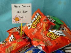 lol - Here Comes the Sun Chips