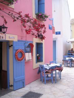 Fiskardo, Kefalonia, Greece