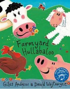 Farmyard Hullabaloo. Giles Andreae. 15/01/15