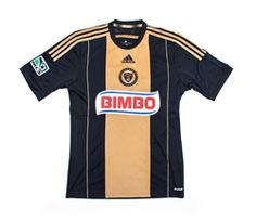Adidas MLS Philadelphia Union 2014-2015 Youth Home Replica Soccer Jersey