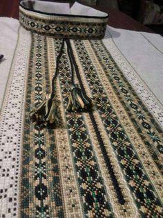Світлина від Zadana Sosnina. Cross Stitch Borders, Cross Stitch Designs, Cross Stitch Patterns, Cross Stitch Embroidery, Embroidery Patterns, Hand Embroidery, Palestinian Embroidery, Bohemian Rug, Quilts