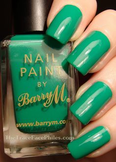 Barry M - Spring Green -