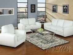 Furniture Stores Tukwila | Cheap Furniture Seattle | Lynnwood WAFurniture Stores Tukwila | Cheap Furniture Seattle | Lynnwood WA Amber White Bonded Leather Set