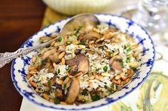 Lebanese rice is such an essential part of our table that I'm sheepish that I haven't shared it here before…. My mom's version is so special and delicious that it's as at home on your weeknight menu as it is the holiday table. The attributes my mom has passed on to me are legion. Among [...]