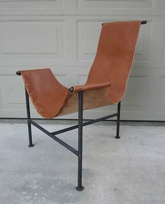 Max-Gottschalk-Laverne-katavolos-leather-lounge-chair-steel-luther-conover-1