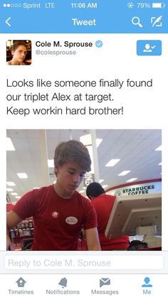 alex from target zach and cody   Alex From Target   Tumblr