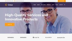 Creus - Business and Financial Consulting WordPress Theme - Premium WordPress Themes, Joomla Templates Tax Help, Corporate Website, Investment Firms, Joomla Templates, Consulting Firms, Got Quotes, Premium Wordpress Themes, Ecommerce, Business