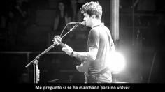 John Mayer - Ain't No Sunshine [COVER] (Subtitulos en Español - Subtitulada/Traducida) [EN VIVO]