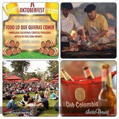Este fin de semana no te puedes perder nuestro #Oktoberfest con @tenedorlibre ... Va a estar la banda de Kukaramakara y podrás comer todo lo que quieras de la mejor parrilla. Agradecemos a @¿dónde comeré? por recomendarnos y esperamos verlos este fin de semana.