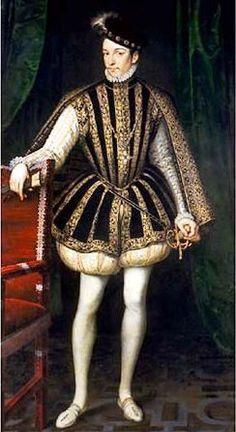 Men's hose:Italian Renaissance: hose are similar to leggings however they were skintight.