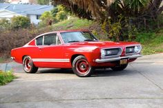 1968 Plymouth Barracuda Fastback Maintenance of old vehicles: the material for new cogs/casters/gears/pads could be cast polyamide which I (Cast polyamide) can produce