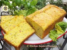 Sformato di zucchine speck e Asiago Blog Profumi Sapori & Fantasia