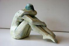 """Crelala - Kunst - Crelala - Kunst - Skulptur/Plastik/Design - Inge - Lüthje - """"in Gedanken"""""""