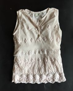 Check out this listing on Kidizen: Beautiful Lace Top By Noa Noa via @kidizen #shopkidizen