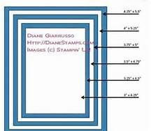 Card Sizes for Crafting - Bing Images