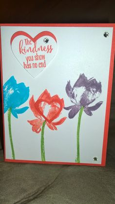 Check out angluvstampin.blogspot.com to see this card and how to make it and many other projects!