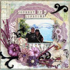 Journey of a Lifetime - Scrapbook.com