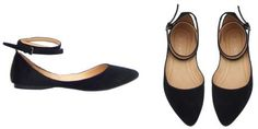 The perfect dressy flat from Marais - Cute flats are really having their moment