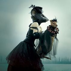 Wounderland: Surreal World Of Imagination, Nightmares And Taxidermy  by Mothmeister| Bored Panda